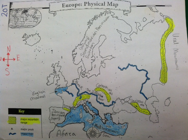 Maps Ms McDuffies 6th Grade Social Studies